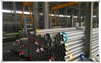 Workshop - Stainless Steel Pipe